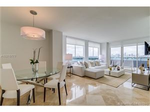 Photo of 1330 West Ave #1508, Miami Beach, FL 33139 (MLS # A10376771)