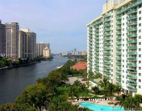 Photo of 19390 Collins Ave #1423, Sunny Isles Beach, FL 33160 (MLS # A11102771)