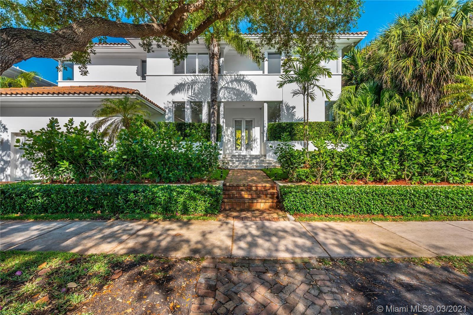 422 Woodcrest Road, Key Biscayne, FL 33149 - #: A11018771