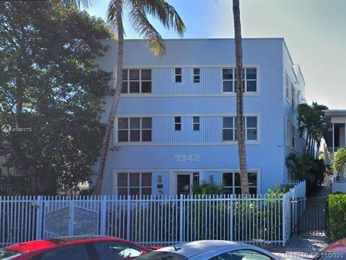 Photo of 1342 Drexel Ave #207, Miami Beach, FL 33139 (MLS # A10921772)