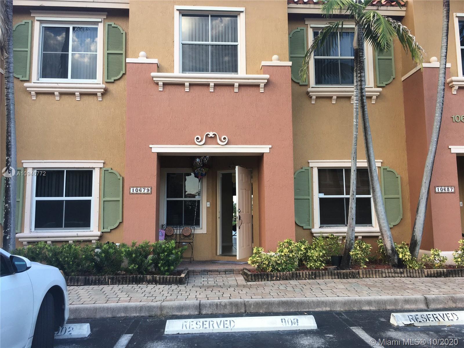 10679 SW 6th St #902, Pembroke Pines, FL 33025 - #: A10946772