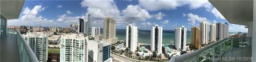Photo of 16400 Collins Ave #2841, Sunny Isles Beach, FL 33160 (MLS # A10750773)