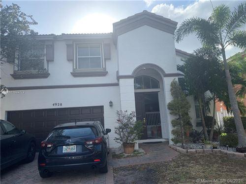 Photo of 4928 SW 165th Ave, Miramar, FL 33027 (MLS # A11022773)