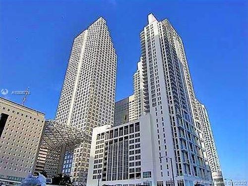 Photo of 300 S Biscayne Blvd #T-2814, Miami, FL 33131 (MLS # A10806774)