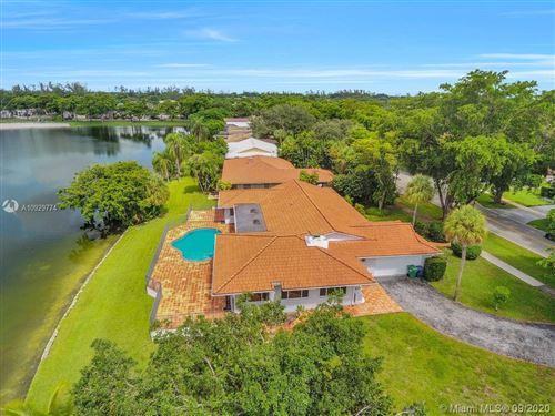 Photo of 7230 S Miami Lakeway S, Miami Lakes, FL 33014 (MLS # A10929774)