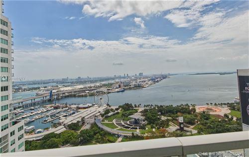 Photo of 253 NE 2nd St #3305, Miami, FL 33132 (MLS # A10931774)