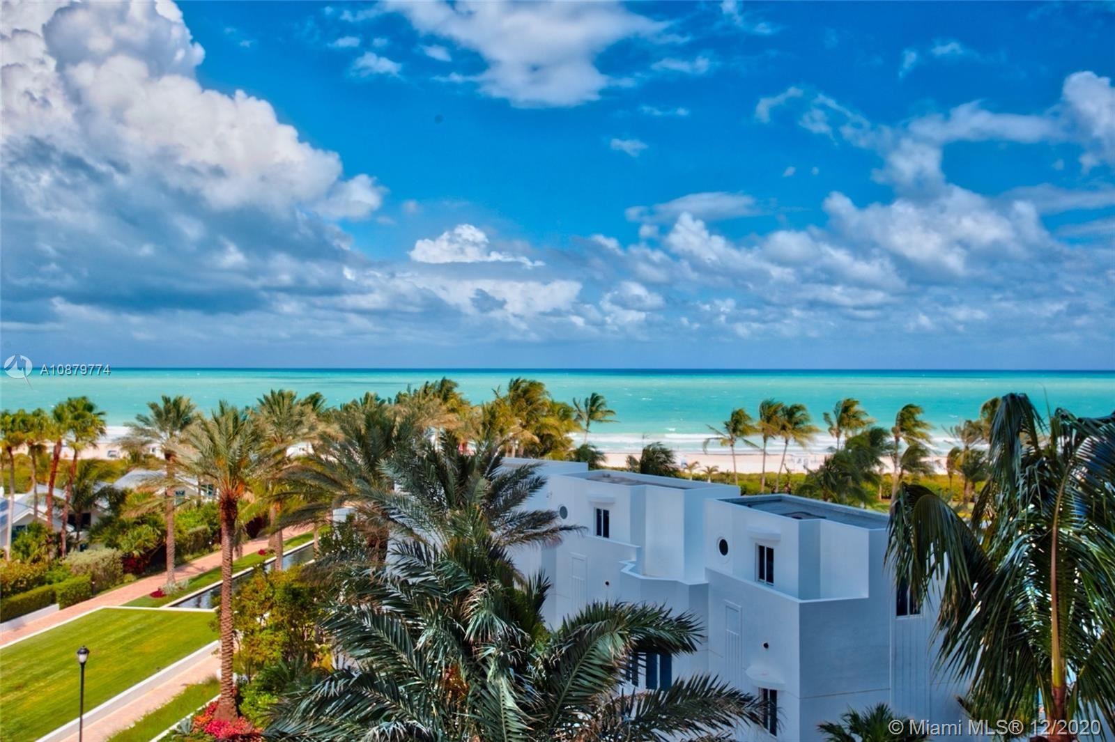 100 S POINTE DR #609, Miami Beach, FL 33139 - #: A10879774