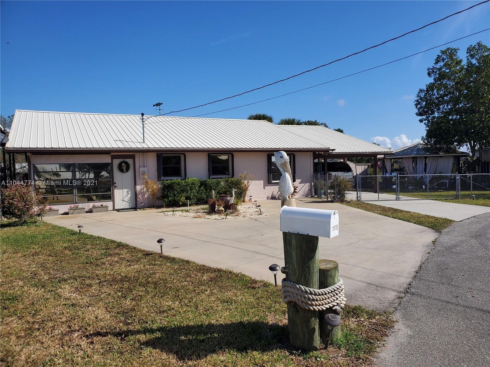 1115 Elm Street, Okeechobee, FL 34974 - #: A11044774