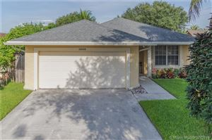 Photo of Listing MLS a10706775 in 1930 SW 48TH AVE West Park FL 33023