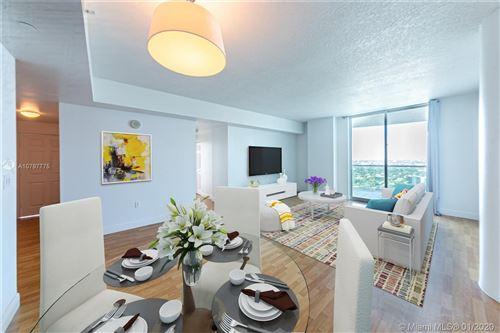 Photo of 2101 Brickell Ave #3208, Miami, FL 33129 (MLS # A10797775)