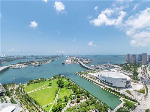 Photo of 1040 Biscayne Blvd #4402, Miami, FL 33132 (MLS # A10876775)