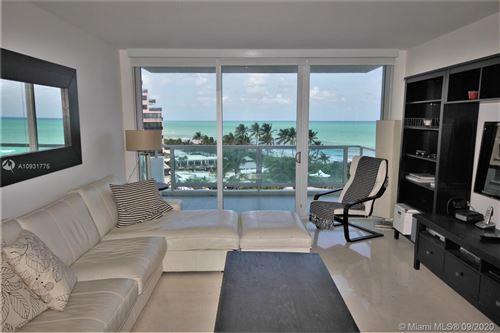 Photo of 5151 Collins Ave #835, Miami Beach, FL 33140 (MLS # A10931775)