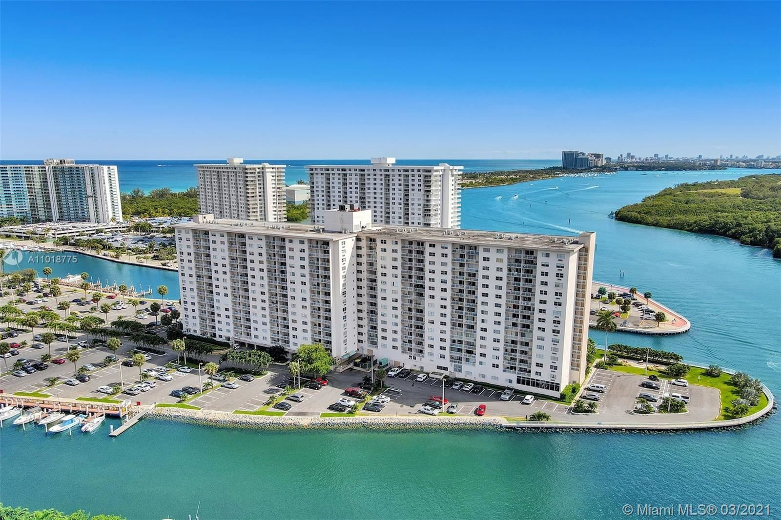 400 Kings Point Dr #308, Sunny Isles, FL 33160 - #: A11018775