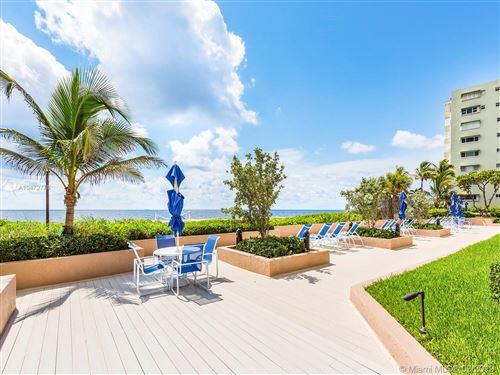 Foto de inmueble con direccion 1800 S Ocean Blvd #103 Lauderdale By The Sea FL 33062 con MLS A10472776