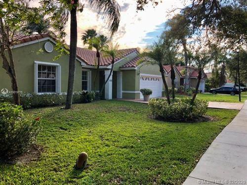Photo of 13250 SW 20th St, Miramar, FL 33027 (MLS # A10819776)