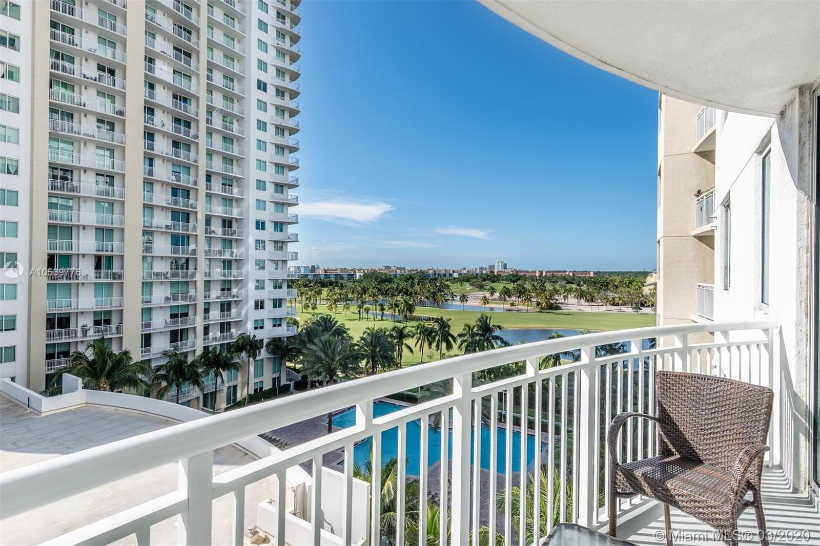 1755 E Hallandale Beach Blvd #607E, Hallandale Beach, FL 33009 - #: A10539776