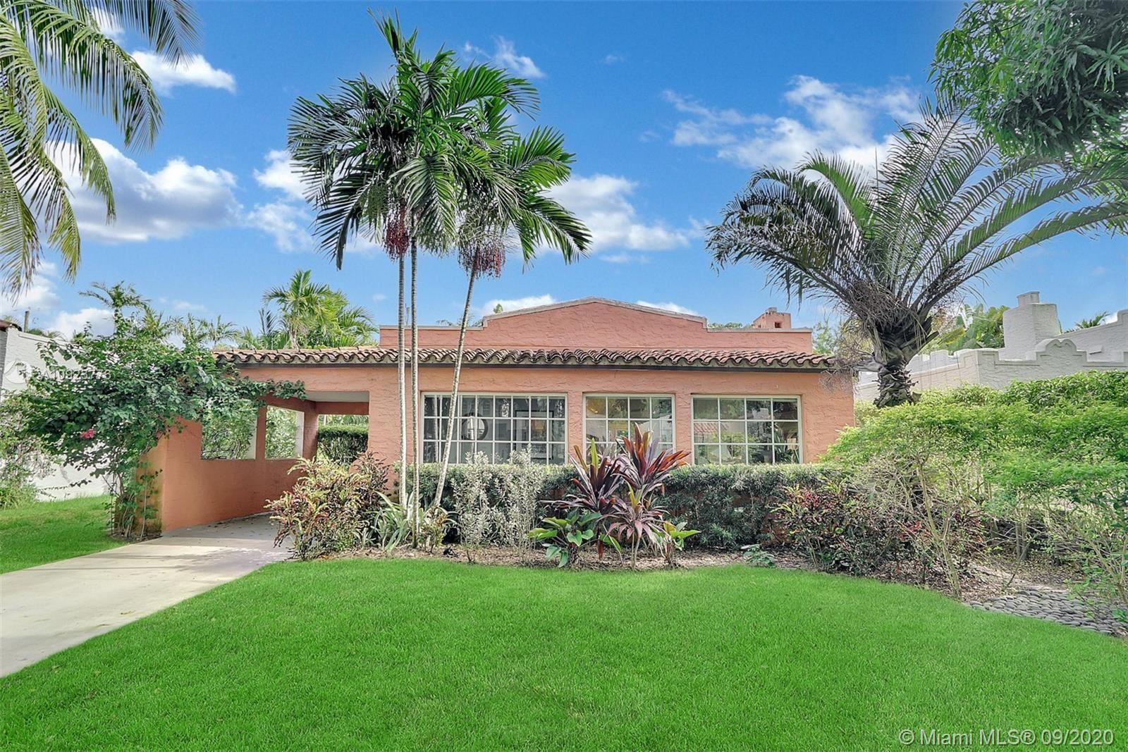 822 Milan Ave, Coral Gables, FL 33134 - #: A10923776