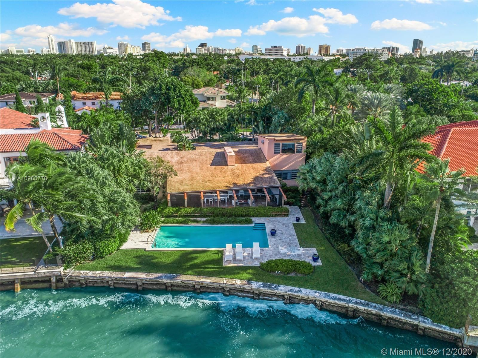 Photo of 4404 N Bay Rd, Miami Beach, FL 33140 (MLS # A10965776)