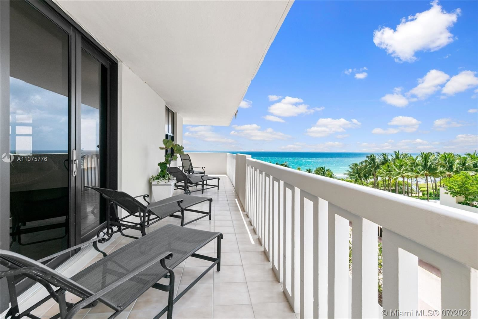 Photo of 9801 Collins Ave #8Z, Bal Harbour, FL 33154 (MLS # A11075776)