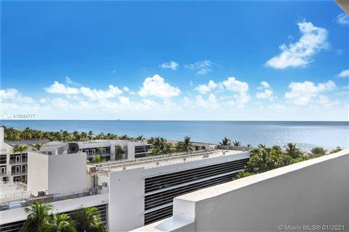 Photo of 100 Lincoln Rd #827, Miami Beach, FL 33139 (MLS # A10684777)