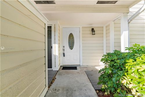 Photo of Listing MLS a10795777 in 3320 NW 101st Ave #3320 Sunrise FL 33351