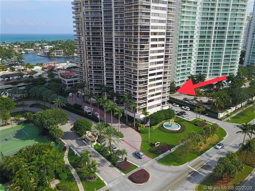 Photo of 20185 E Country Club Dr #405, Aventura, FL 33180 (MLS # A10824777)