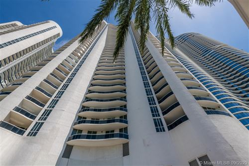 Photo of 15811 Collins Ave #1407, Sunny Isles Beach, FL 33160 (MLS # A10929777)
