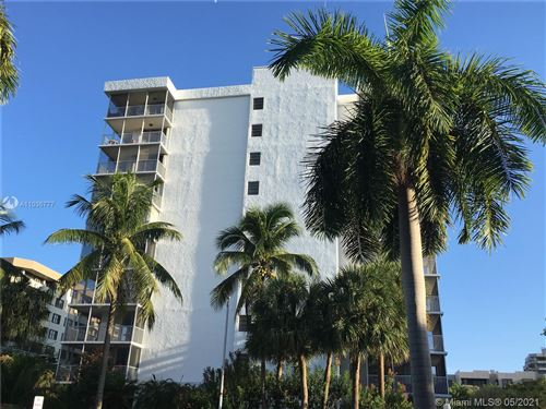 Photo of 150 Ocean Lane Dr #6B, Key Biscayne, FL 33149 (MLS # A11036777)