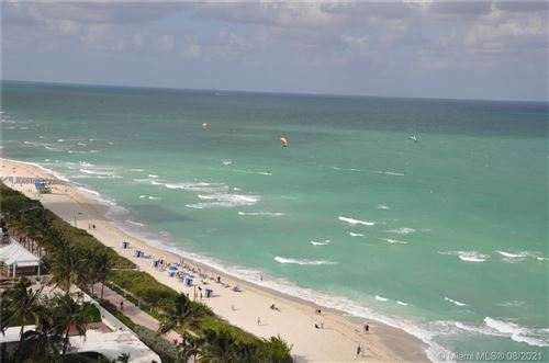 Photo of 6515 Collins Ave #1601, Miami Beach, FL 33141 (MLS # A11073777)