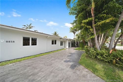 Photo of Listing MLS a10843778 in 8858 Froude Ave Surfside FL 33154
