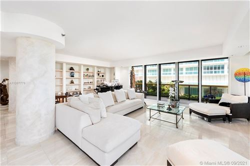 Photo of 9999 Collins Ave #3C, Bal Harbour, FL 33154 (MLS # A11097778)