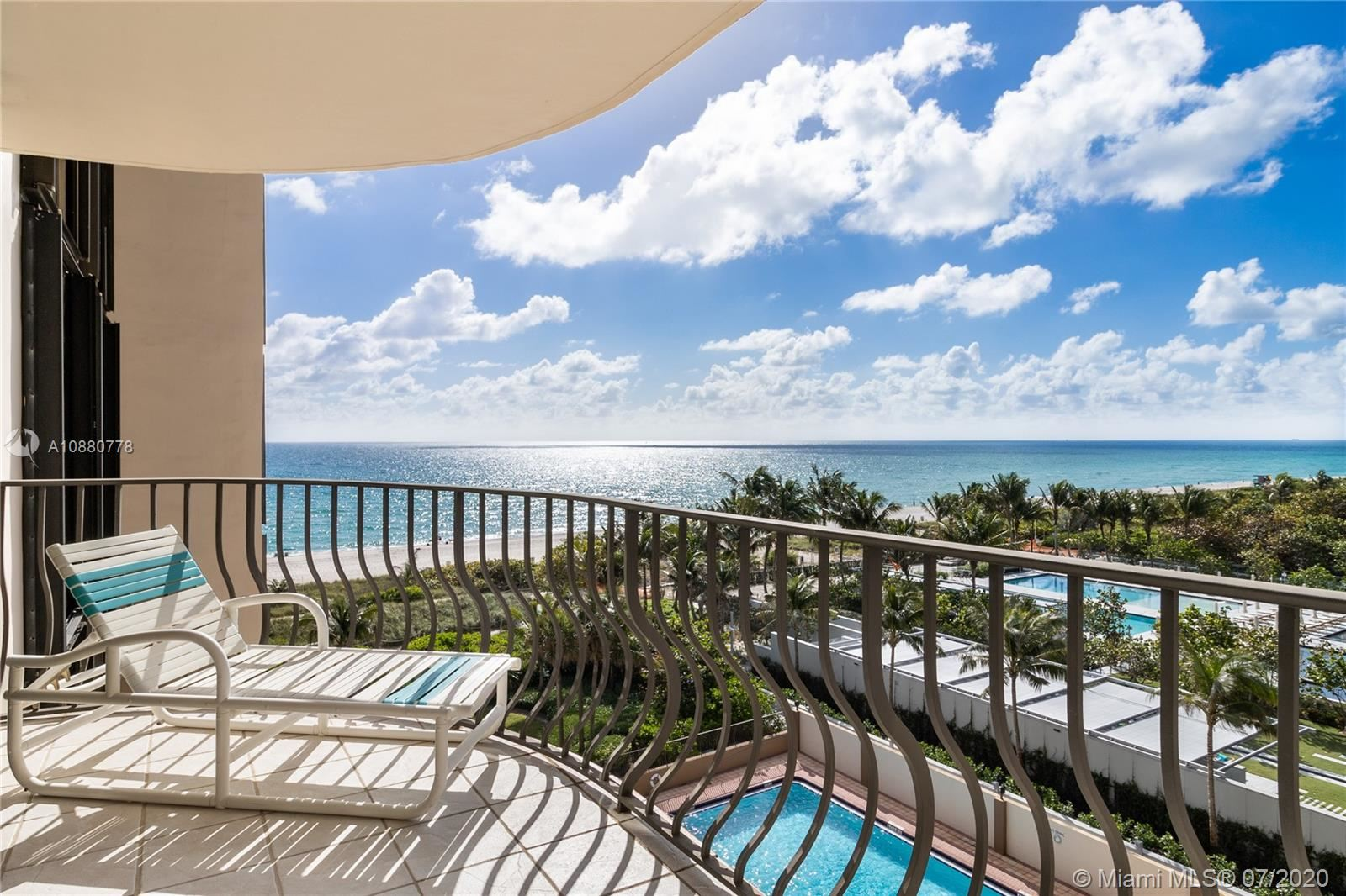 8777 Collins Ave #611, Surfside, FL 33154 - #: A10880778