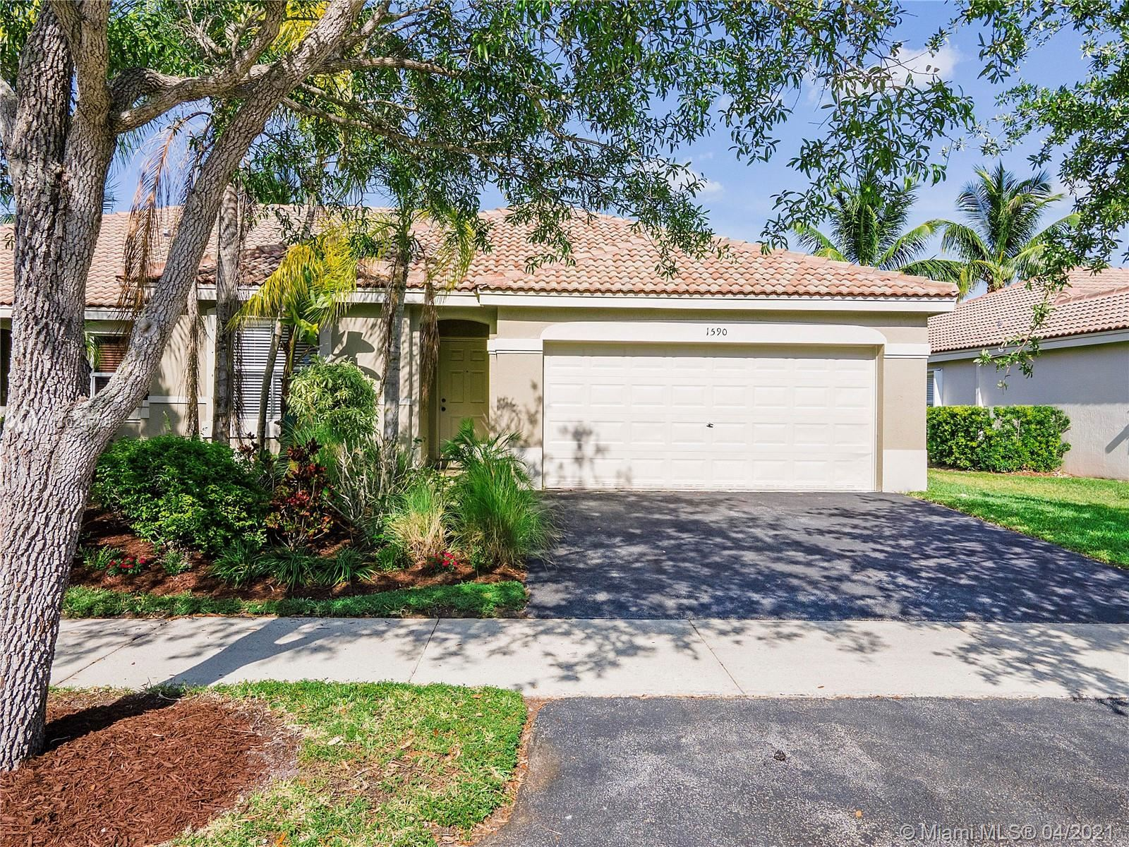 1590 Orion Ln, Weston, FL 33327 - #: A11024778