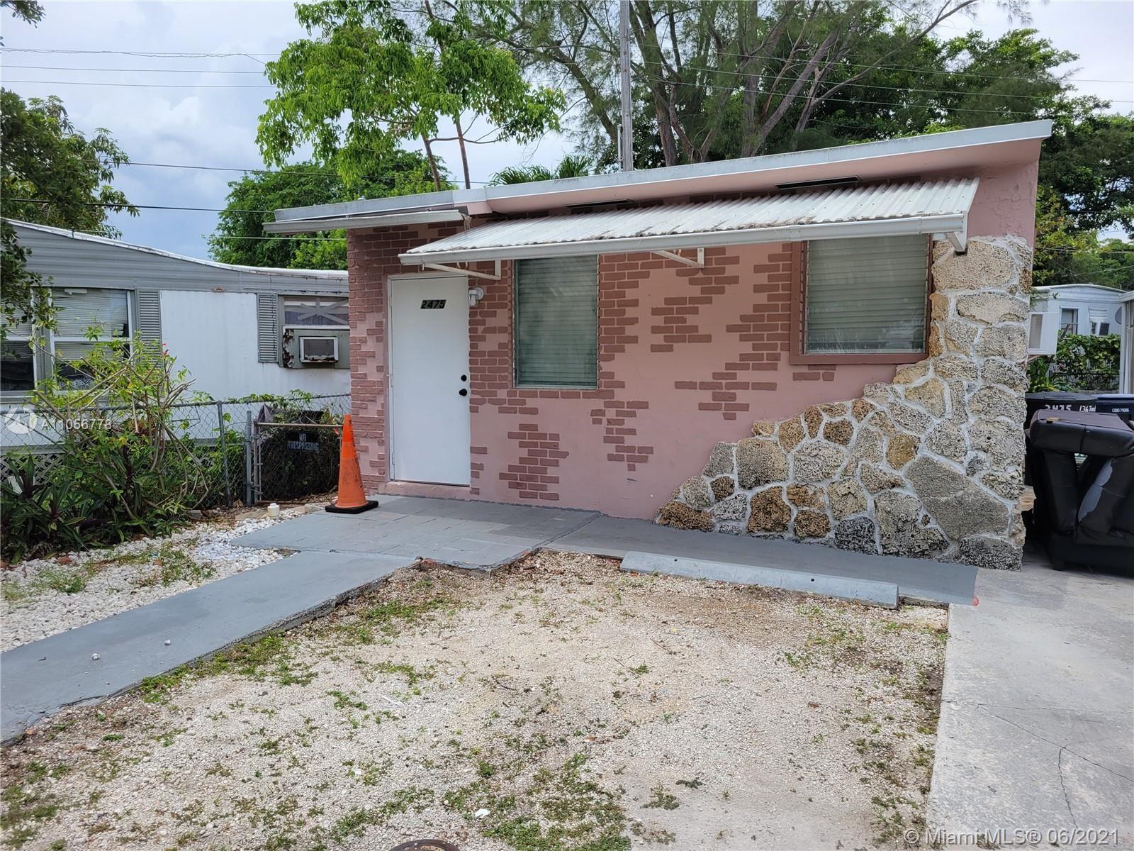 2475 NE 136th Ter, North Miami Beach, FL 33181 - #: A11056778
