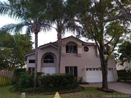Photo of Listing MLS a10799779 in 11200 rocking horse rd Cooper City FL 33025