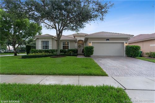 Photo of Listing MLS a10902779 in 5231 SW 149th Ave Miramar FL 33027