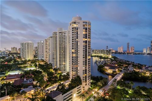 Photo of 4100 Island Blvd #1704, Aventura, FL 33160 (MLS # A10918779)