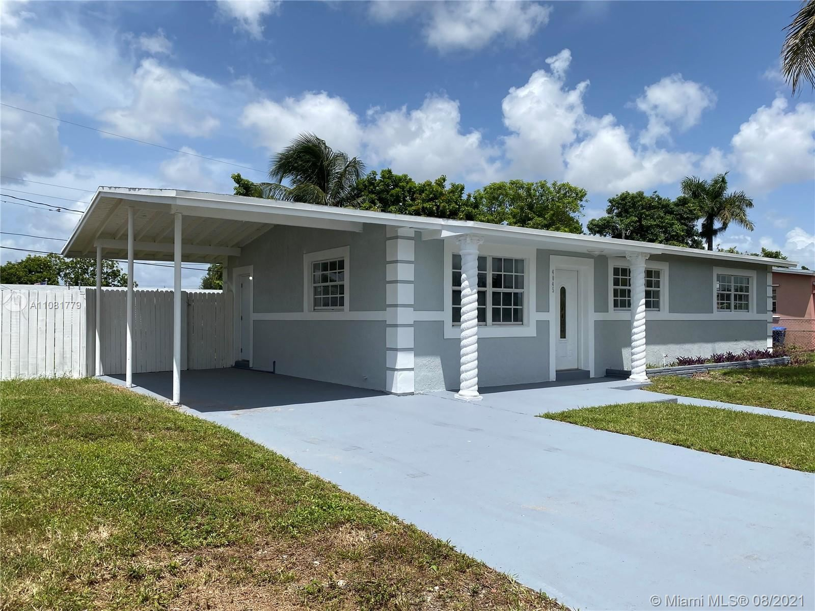 4045 NW 191st Ter, Miami Gardens, FL 33055 - #: A11081779