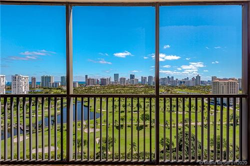 Photo of Listing MLS a10750780 in 20301 W Country Club Dr #2226 Aventura FL 33180