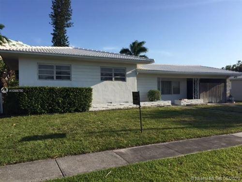 Photo of 2006 NE 124th St, North Miami, FL 33181 (MLS # A10866780)