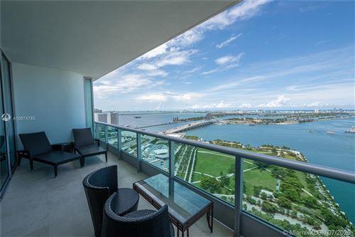 Photo of 900 Biscayne Blvd #3704, Miami, FL 33132 (MLS # A10874780)