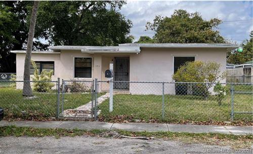 Photo of 771 NE 142nd St, North Miami, FL 33161 (MLS # A11011780)
