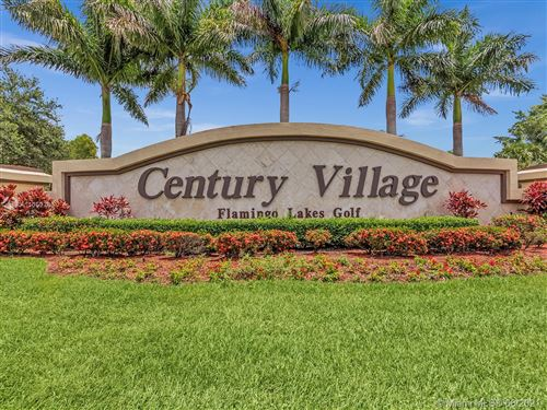 Photo of 571 SW 142nd Ave #203O, Pembroke Pines, FL 33027 (MLS # A11052780)