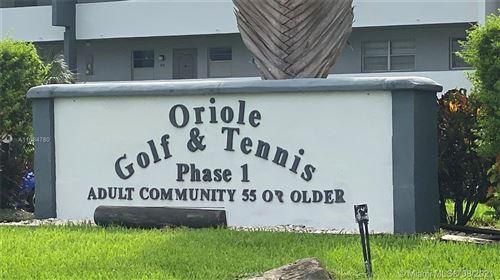Photo of 7867 Golf Circle Dr #308, Margate, FL 33063 (MLS # A11084780)