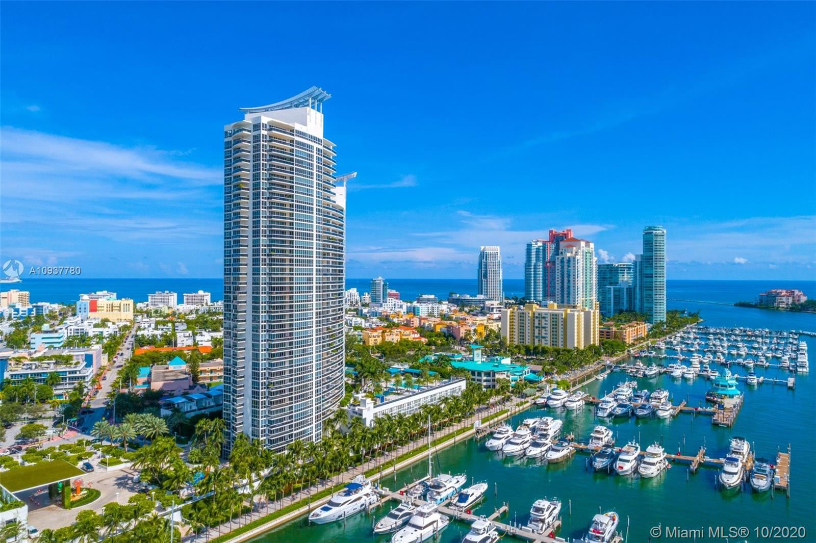 400 Alton Rd #3401, Miami Beach, FL 33139 - #: A10937780