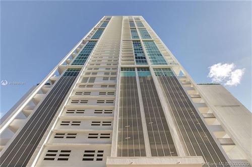Photo of 1040 Biscayne Blvd #4202, Miami, FL 33132 (MLS # A10806781)