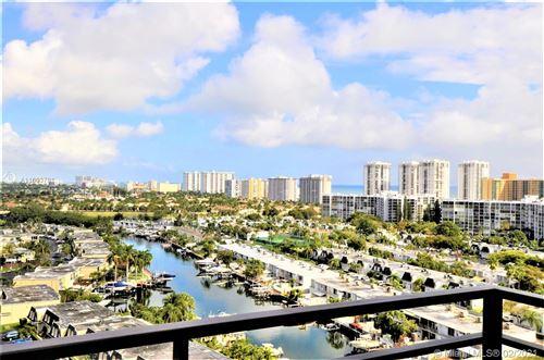Photo of 2500 Parkview Dr #1609, Hallandale Beach, FL 33009 (MLS # A11003781)