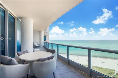 Photo of 5959 Collins Ave #1605, Miami Beach, FL 33140 (MLS # A11100781)