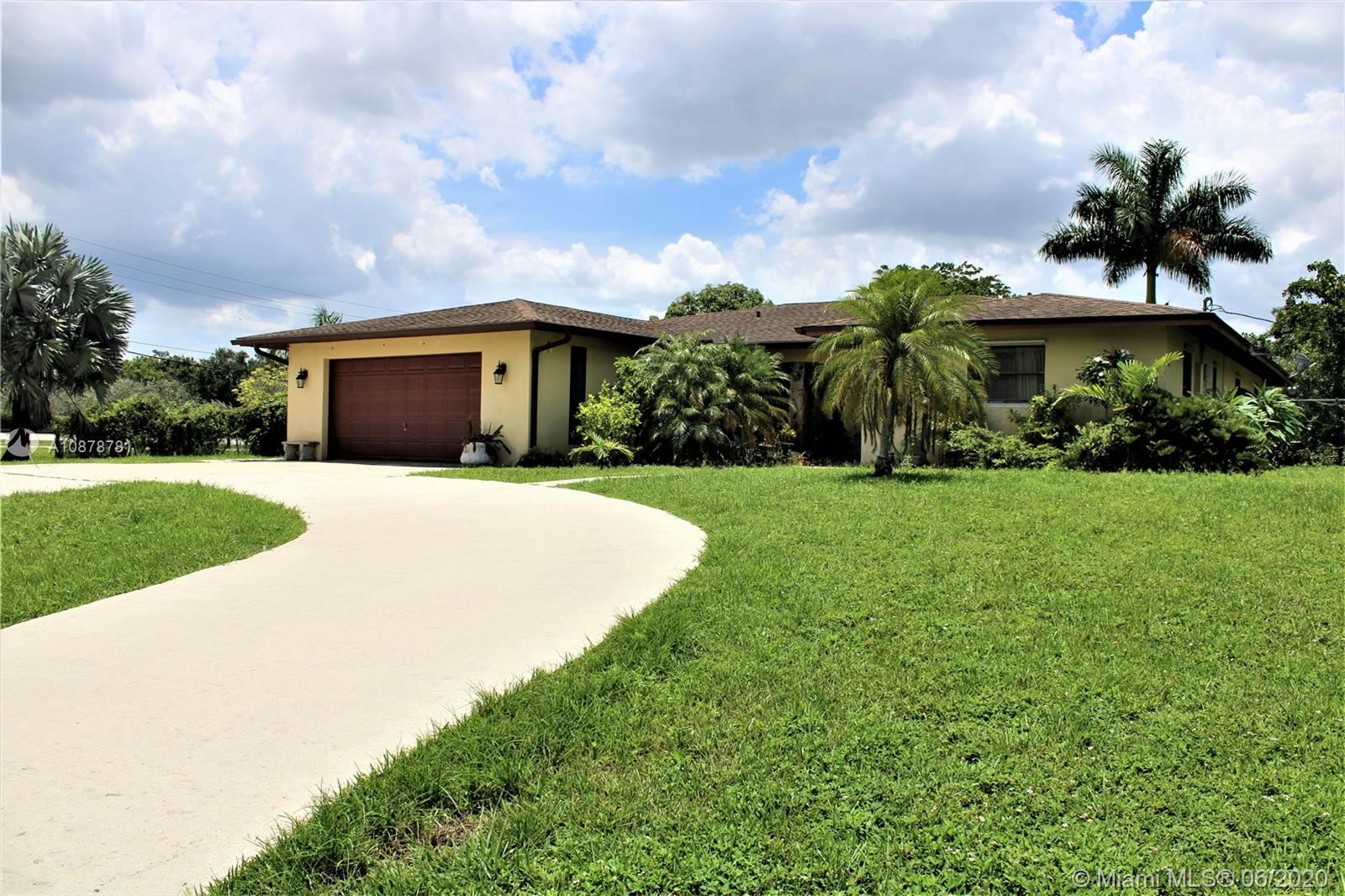 10600 SW 47th St, Davie, FL 33328 - #: A10878781