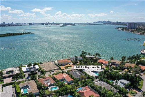 Photo of 11415 N Bayshore Dr, North Miami, FL 33181 (MLS # A10822782)